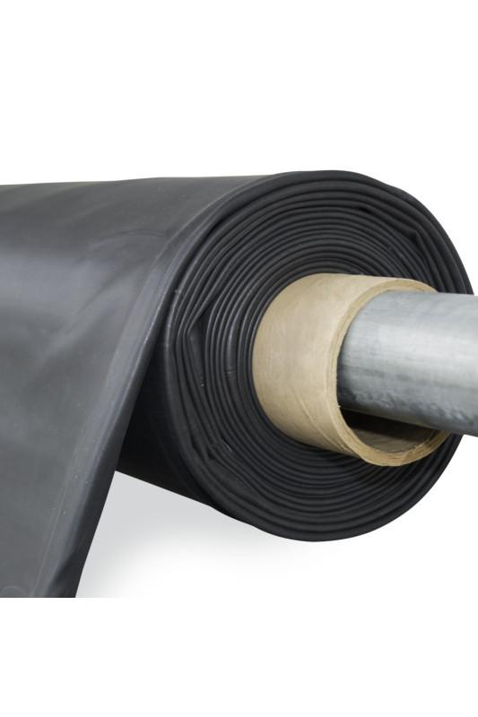 PVC folie s individuálními rozměry 1mm černá (1m/1m)