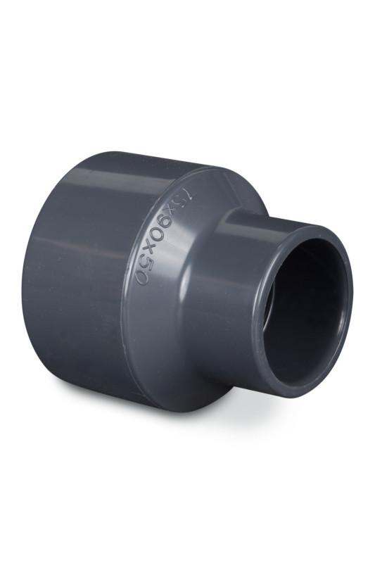 PVC redukce 63/75x40mm