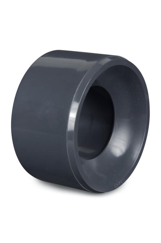 PVC redukční kroužek 90x63mm