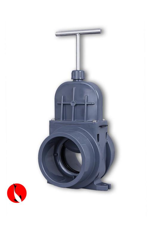 PVC šoupátko VDL 50mm