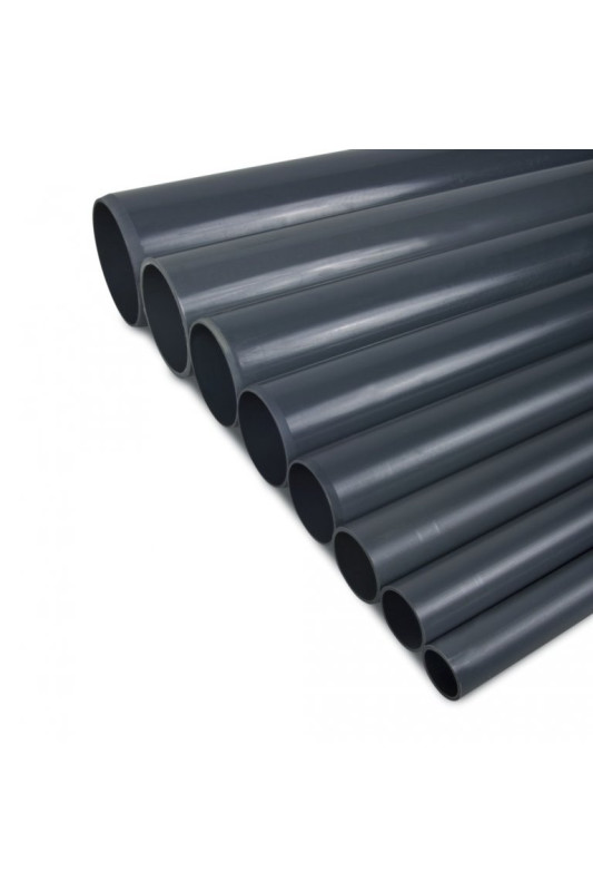 PVC trubka 25mm/2m