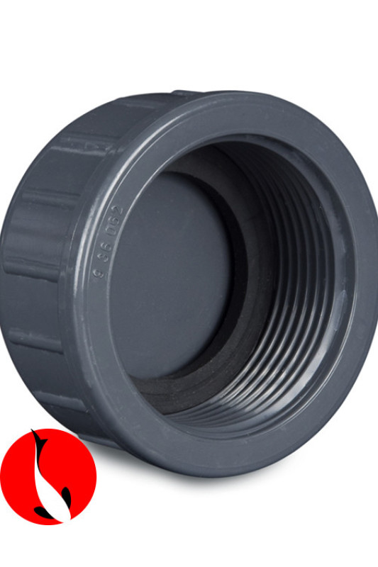 PVC Zátka s vnitřním závitem 1