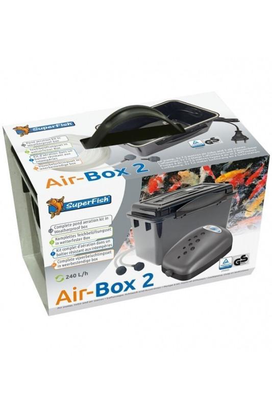 Superfish air box 2