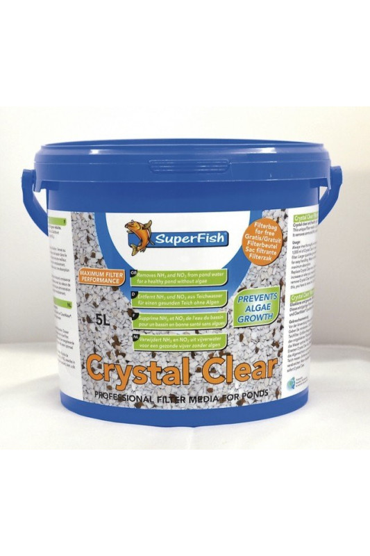 SuperFish crystal clear 5L