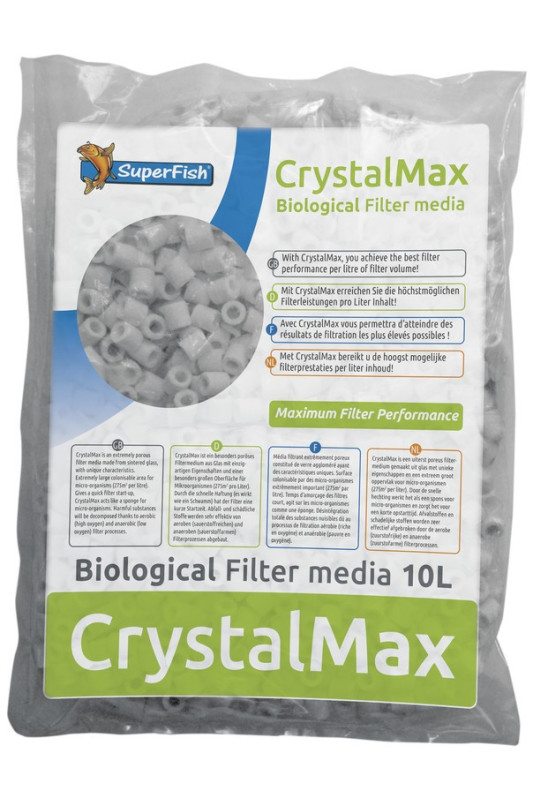 SuperFish Crystalmax 10L