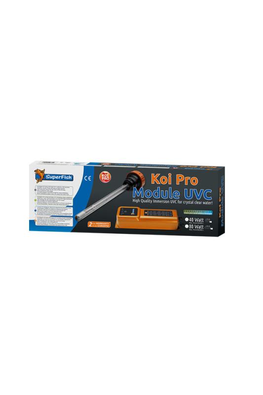 SuperFish Koi Pro Module UVC 80W/ 40 000 L amalgan