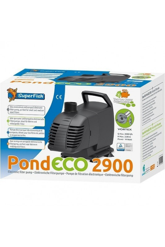 SuperFish Pond Eco 2900 - 14W