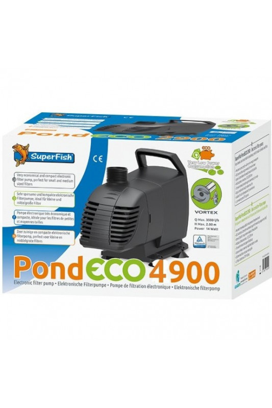 SuperFish Pond Eco 4900 - 29W