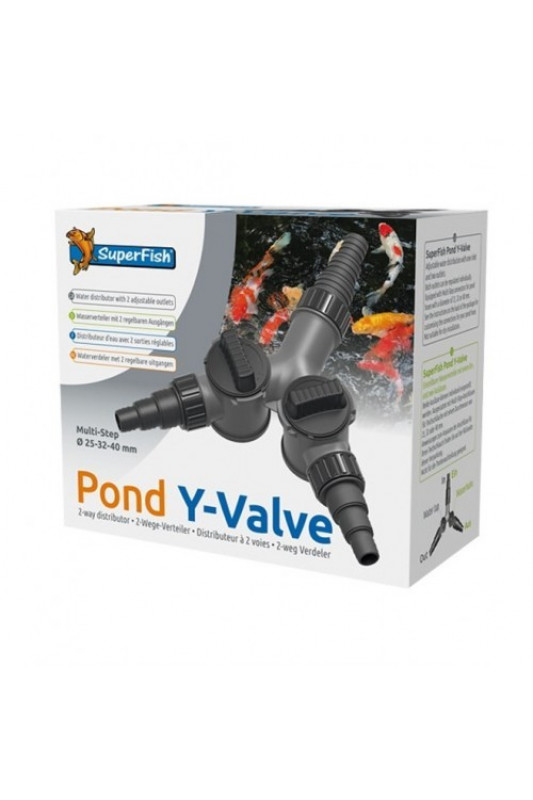 Superfish Pond Y-Valve