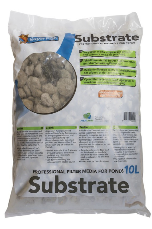 SuperFish Substrate 10L