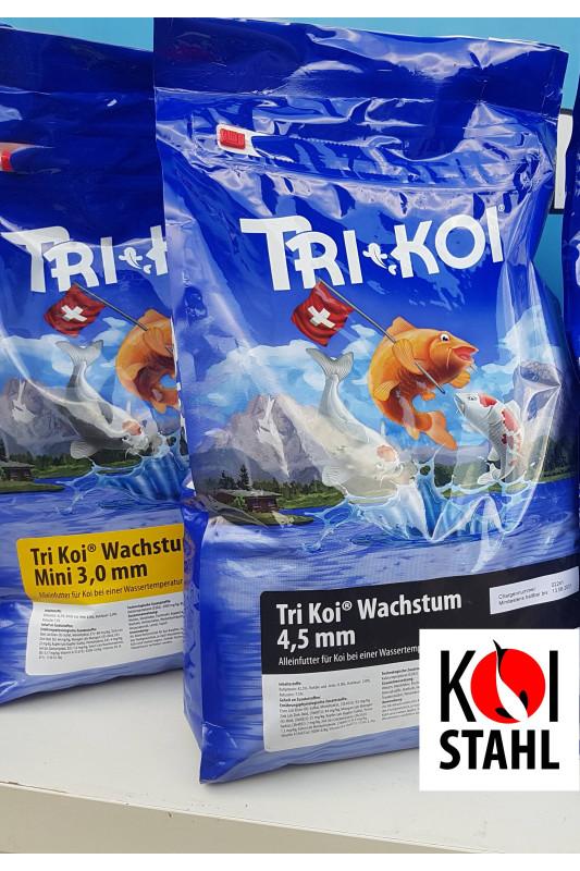 TriKoi  wachstum 4,5 mm/5kg