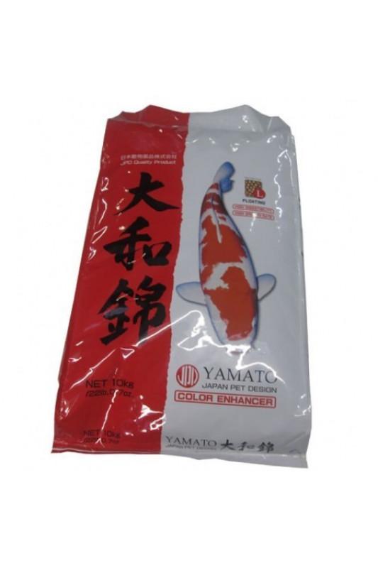 Yamato Nishiki 10 kg, Medium